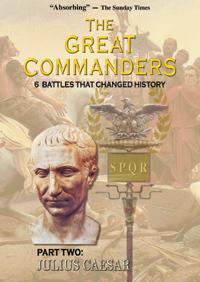Great Commanders, Part 2, The: Julius Caesar (DVD)