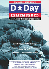 D-Day Remembered (DVD)