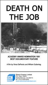 Death on the Job (VHS)