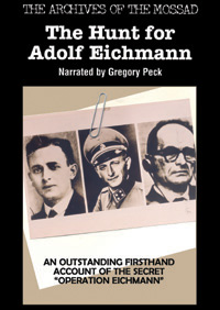 Hunt for Adolf Eichmann, The (DVD)