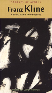 Strokes of Genius: <EM>Franz Kline Remembered</EM> (VHS)