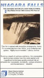 Niagara Falls (VHS)