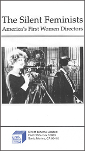 Silent Feminists, The:  America's First Women Directors (VHS)