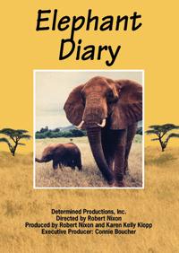 Elephant Diary (DVD)