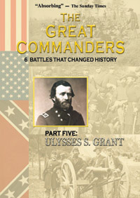 Great Commanders, Part 5, The: Ulysses S. Grant (DVD)