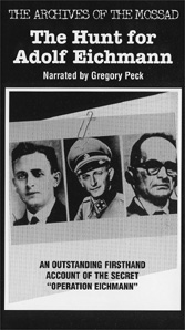 Hunt for Adolf Eichmann, The (VHS)