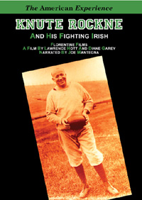 Knute Rockne and His Fighting Irish (DVD)