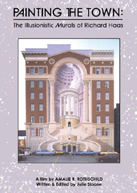 Painting the Town: The Illusionistic Murals of Richard Haas (DVD)